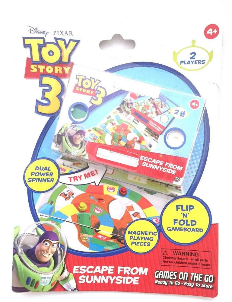Disney Toy 3 Games : Disney pixar toy story games on the go escape from
